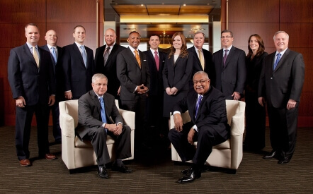 The full team of attorneys at Power Rogers & Smith